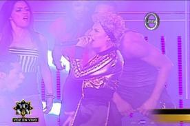 Yo soy: Imitadora de Pink realizó impresionante presentación - VIDEO