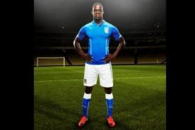 Brasil 2014: Italia presentó sus nuevos uniformes para el Mundial - FOTOS