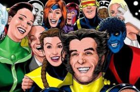 Foto: Así lucirían los X-Men haciendo el 'selfie' de Ellen DeGeneres