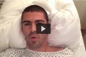 Barcelona: Víctor Valdés comparte palabras de agradecimiento - VIDEO