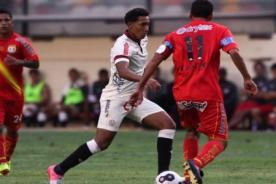 Resultado de Universitario Vs. Sport Huancayo (3-0) - Torneo Apertura 2014