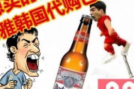 China: Fabrican abridor de botellas inspirados en la mordida de Suárez