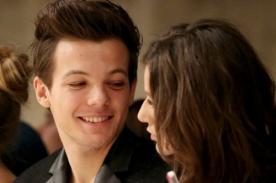 Louis Tomlinson acompañó a su novia en su graduación [Fotos]