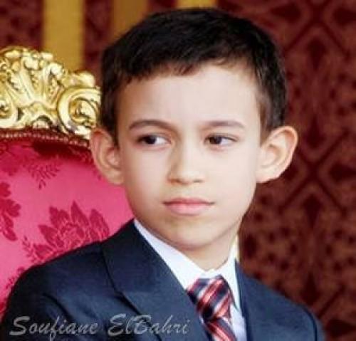 Pequeño de la real familia marroquí ya tiene cuenta de Facebook