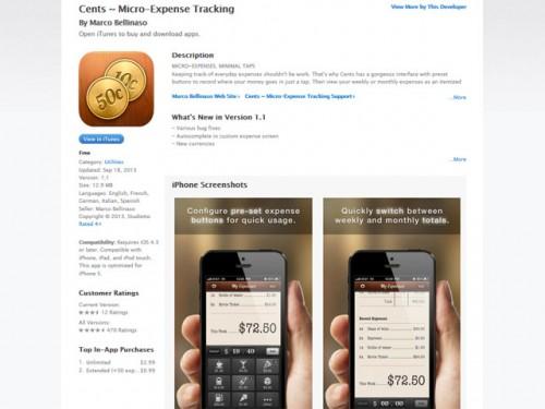 Aplicación a dispositivos ayudará a controlar gastos e ingresos personales