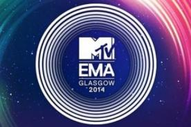 MTV EMA 2014 en vivo: Transmisión a partir de las 3:00 p.m.