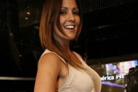 Pierina Carcelén cuenta que filme 'Atacada' tendrá escena de desnudos