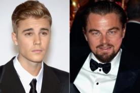Justin Bieber y Leonardo DiCaprio se van de fiesta con modelos
