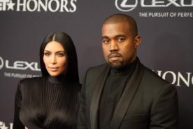 ¿Kanye West es infiel a Kim Kardashian?