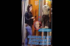 Combate: ¿Claudia Ramírez pasó la noche con Bruno Agostini en su 'depa'? - FOTOS