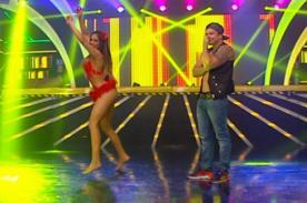 Combate: ¡Jessica Barrantes más suelta que nunca derrochó toda su sensualidad en sexy baile! - VIDEO