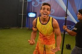 Esto Es Guerra: ¡Mario Irivarren ya se luce como integrante de 'Las Cobras'! - FOTO