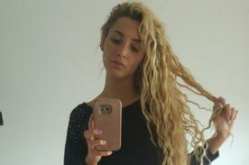 Macarena Gastaldo y la foto que tiene 'locos' a sus fans en Instagram