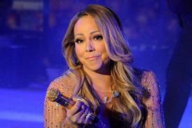 ¡Mariah Carey hace ejercicios en tacones!
