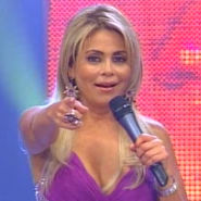 Gisela Valcárcel retó a Christian Rivero a bailar en El Gran Show