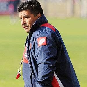 Técnico de San Lorenzo: Nos faltan laterales