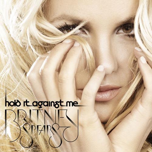 Britney Spears revela la portada de su nuevo single Hold It Against Me