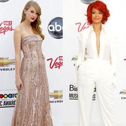 Rihanna, Taylor Swift y Fergie entre las Celebridades Mejor Vestidas según E!