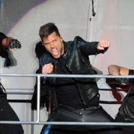 Ricky Martin enseñará español a los chicos de Glee