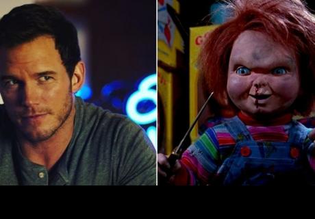 Chris Pratt mostró que de pequeño se parecía a Chucky y seguidores se burlan de él