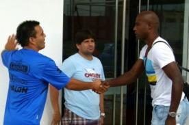 Luis Guadalupe: Fleitas se ha ganado el respeto por su temperamento