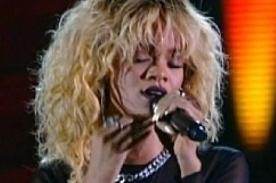 Grammy 2012: Rihanna y Coldplay se lucieron con Princess of China (Video)