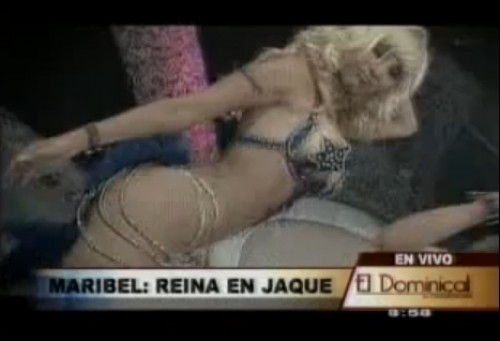 Video: Maribel Velarde toma calmantes según abogado