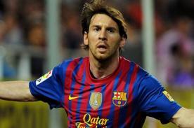 Goles del Barcelona vs Granada (5-3) - Liga Española - Video