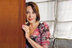 Yvonne Frayssinet quiso viajar al extranjero tras ampay de Lucía