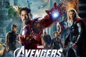Los Vengadores bate récords de taquilla en Estados Unidos