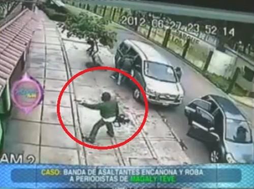 Video: Urracos de Magaly fueron encañonados cerca de la casa de Susy Díaz