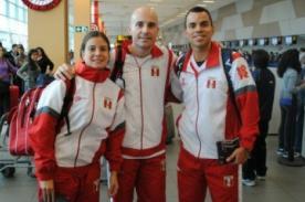 Olimpiadas 2012: Claudia Rivero y Rodrigo Pacheco conocen a sus rivales