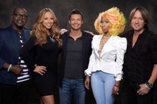 American Idol presenta la foto oficial con los nuevos jueces
