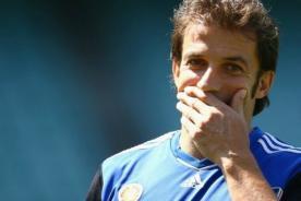 Video: Alessandro Del Piero anota su primer golazo en Australia