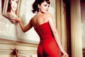 Fotos: Penélope Cruz derrocha sensualidad en calendario Campari