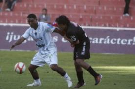 César Vallejo vs Melgar (1-0) en vivo - Descentralizado 2012