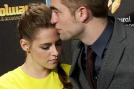 Robert Pattinson y Kristen Stewart aún tendrían tensiones en su relación