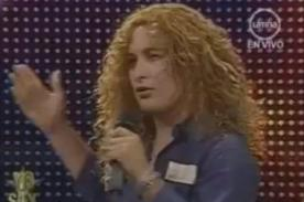 Yo Soy: Robert Plant conmueve a profesora de canto con sentidas palabras