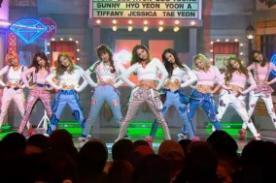 Girls Generation presentó sus nuevas canciones durante Music Core (Video)
