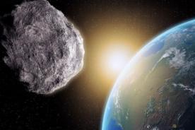 Asteroide se aproxima y pasará cerca de la Tierra en febrero