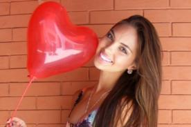 Esto es Guerra: Natalie Vértiz extraña los besos de Gino Pesaressi