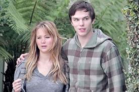 Jennifer Lawrence y Nicholas Hoult finalizaron romance de dos años