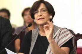 Susana Villarán es persona non grata en San Juan de Lurigancho