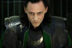 Tom Hiddleston se llevó el premio a 'Mejor Villano' en los MTV MA 2013