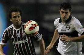 Copa Libertadores 2013: Olimpia vs Fluminense - en vivo por Fox Sports