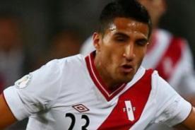 Josepmir Ballón: Convocado de urgencia a Selección - Colombia vs. Perú