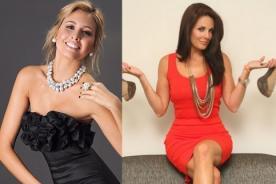 A las once: Rebeca Escribens reemplazaría a Jessica Tapia
