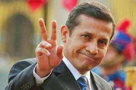 Cumpleaños de Ollanta Humala: #RegalosParaCosito se vuelve tendencia