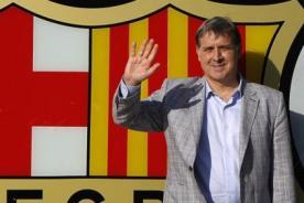 Video: Gerardo Martino entrenó por primera vez al Barcelona