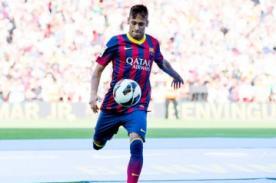 Entrenador del Santos: Si Neymar gana peso, le van a quitar velocidad